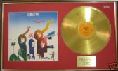 ABBA - 24 Carat Gold disc & cover - THE ALBUM